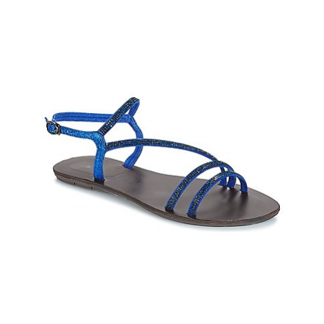 Les Petites Bombes NELLY women's Sandals in Blue