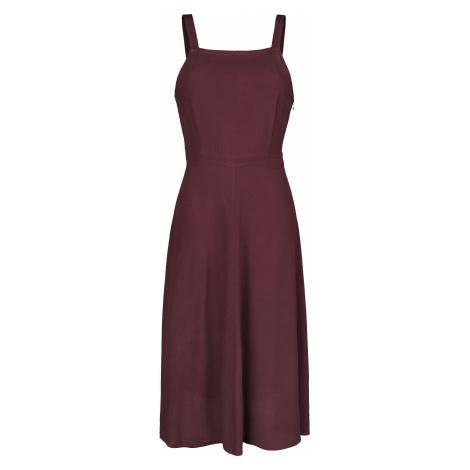 Khujo - Chava - Dress - burgundy