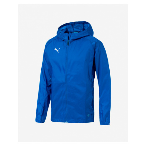 Puma Liga Training Rain Core Jacket Blue Colorful