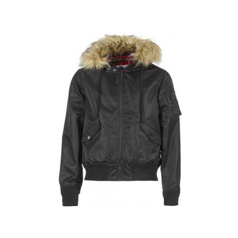 Harrington N2B men's Jacket in Black