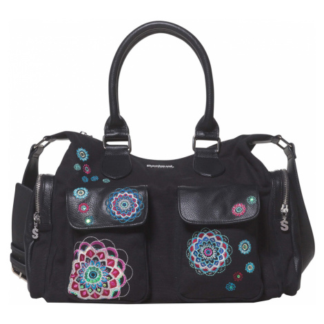 Desigual Aliki London Handbag Black