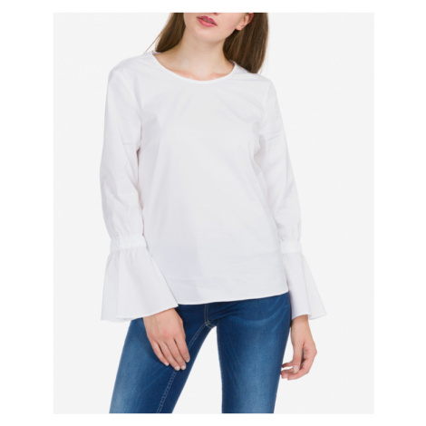 SELECTED Linna Top White