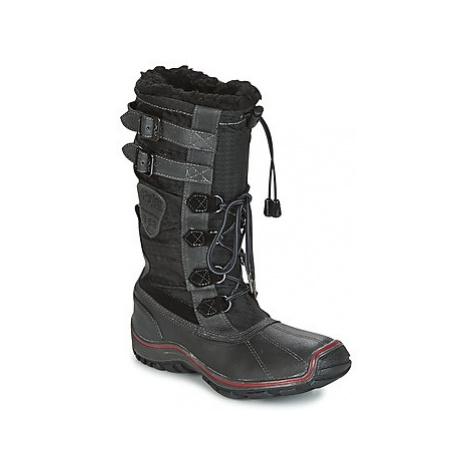 Pajar ADRIANA women's Snow boots in Black