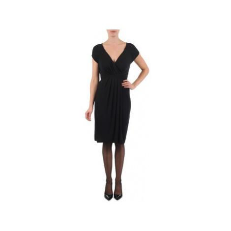 La City ROBE3D1B women's Dress in Black