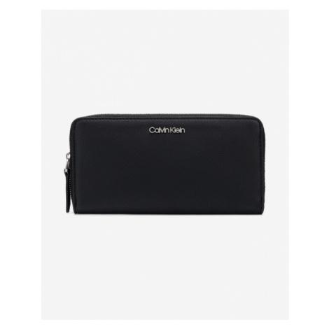 Calvin Klein Must Ziparound Large Wallet Black
