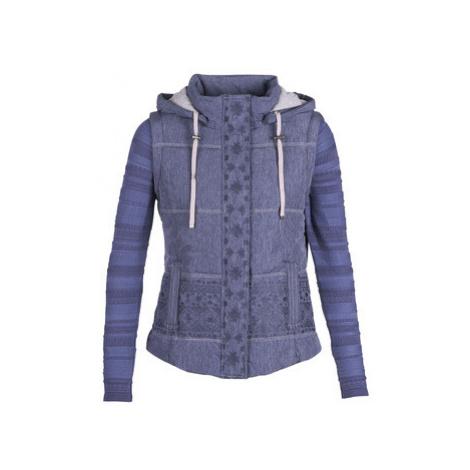 Desigual GABRIELLE women's Jacket in Blue