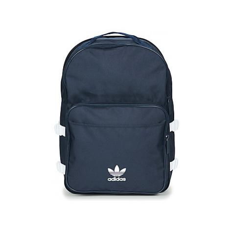 Adidas BP ESSENTIAL men's Backpack in Blue