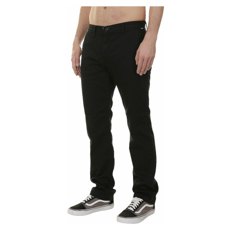 pants Vans Authentic Chino Stretch - Black