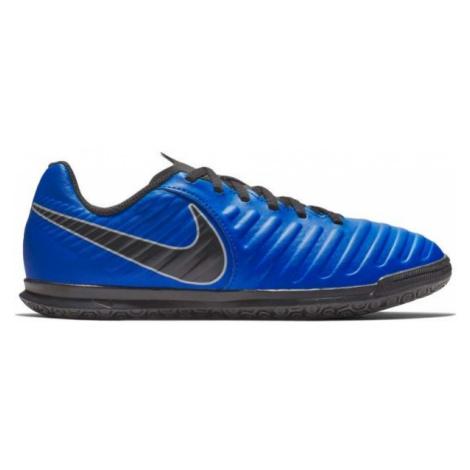 Nike JR LEGENDX 7 CLUB IC black - Kids' indoor shoes