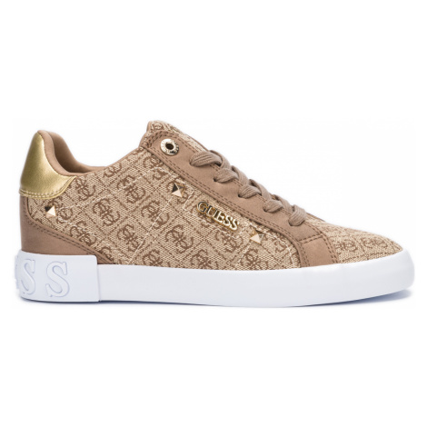 Guess Sneakers Gold Beige