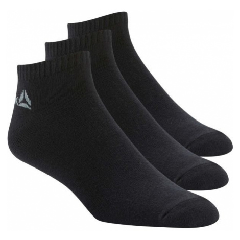 Reebok ACTIVE CORE INSIDE SOCK 3P black - Sports socks