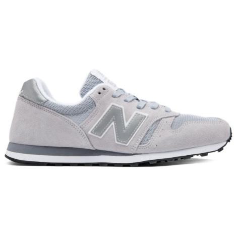 New Balance 373 Modern Classics Shoes - Grey/Silver