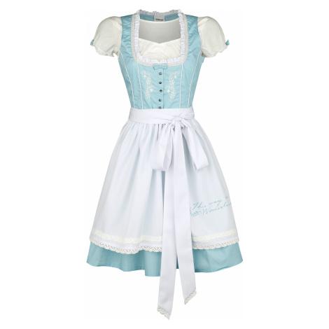 Alice in Wonderland - This Way to Wonderland - Dress - light blue-white