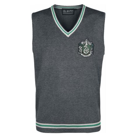 Harry Potter Harry Potter Slytherin - Sleeveless Sweater Sweatshirt anthracite