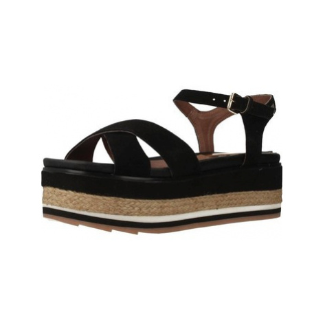 Gioseppo 48565G women's Espadrilles / Casual Shoes in Black