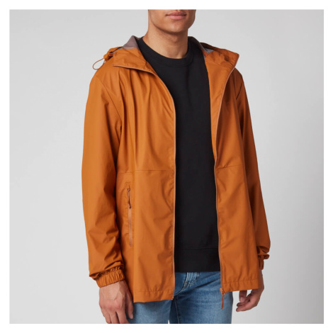 RAINS Ultralight Jacket - Camel - XXS-XS