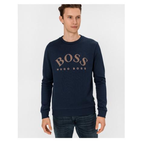BOSS Salbo Sweatshirt Blue Hugo Boss
