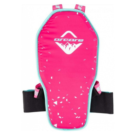 Arcore KOAN JR pink - Children's spine protector
