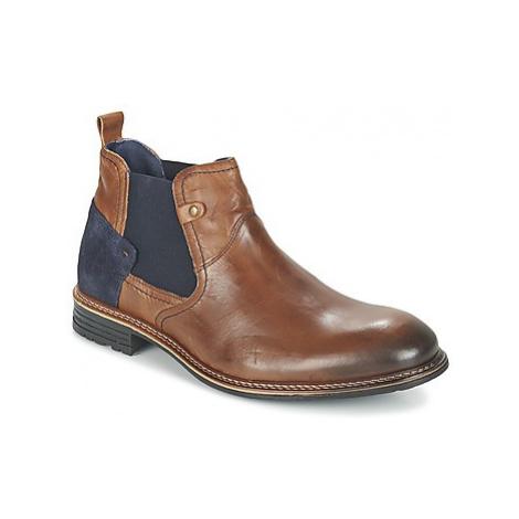 Casual Attitude FIORELLA men's Mid Boots in Brown