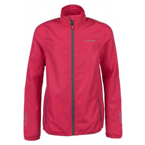 Arcore WYN pink - Children's running jacket
