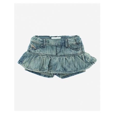 Diesel Girl Skirt Blue