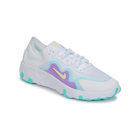 Nike RENEW LUCENT W women's Shoes (Trainers) in White