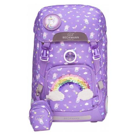 backpack Beckmann Dream 22 - Purple - girl´s