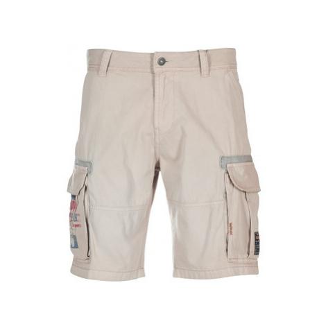 Napapijri NASKO men's Shorts in Beige