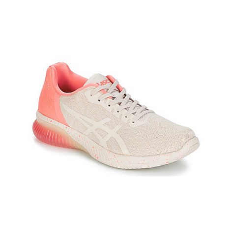 Asics KENUN SP women's Running Trainers in Beige