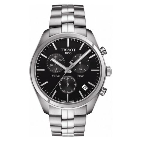 Mens Tissot PR100 Chronograph Watch T1014171105100