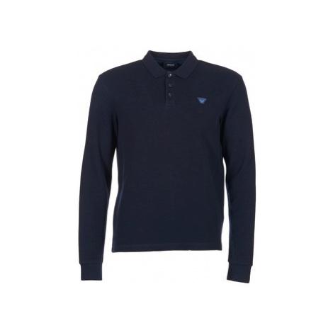 Armani jeans JORDA men's Polo shirt in Blue