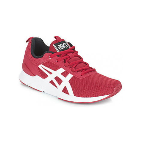Asics GEL-LYTE RUNNER women's Shoes (Trainers) in Red