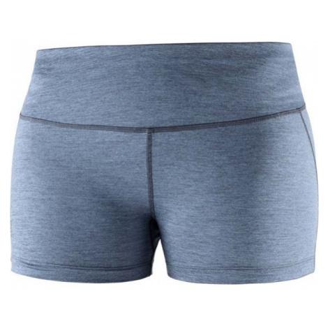 Salomon AGILE SHORT TIGHT W blue - Women's running shorts