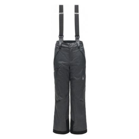 Spyder PROPULSION PANT gray - Boys' ski trousers