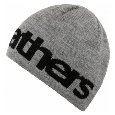 Horsefeathers FUSE BEANIE grey - Reversible men's winter hat