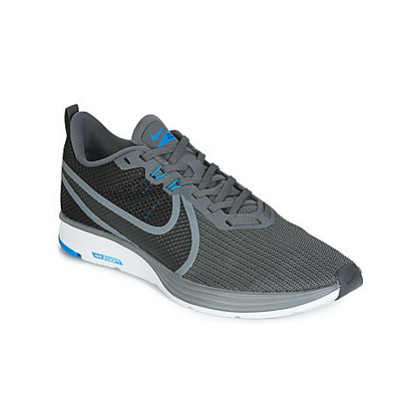 Nike ZOOM STRIKE 2 men's Sports Trainers (Shoes) in Black