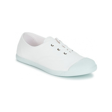 Yurban APOLINIA women's Shoes (Trainers) in White