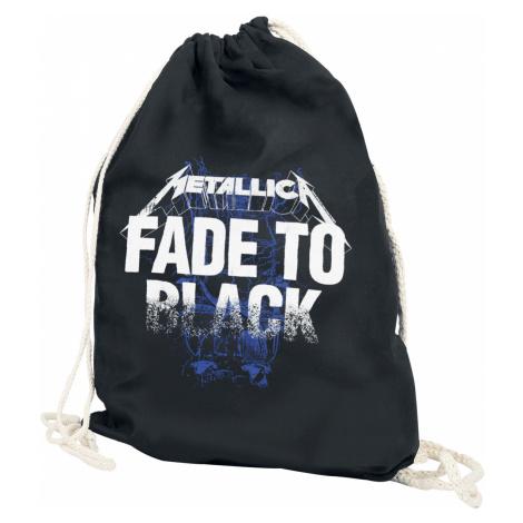 Metallica - Fade to Black - Gym Bag - black