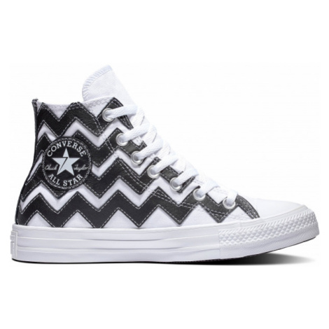 Converse CHUCK TAYLOR ALL STAR VLTG white - Women's ankle sneakers