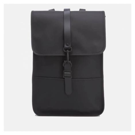 RAINS Men's Mini Backpack - Black