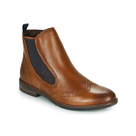 Marco Tozzi - women's Mid Boots in Brown