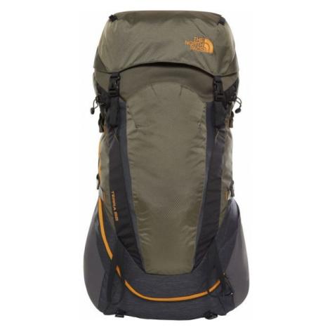 The North Face TERRA 55 dark green - Hiking backpack