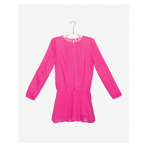 Pepe Jeans Kids Dress Pink