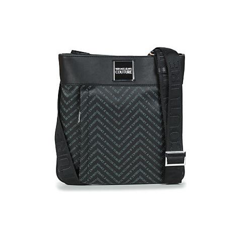 Versace Jeans Couture E1YUBB06 men's Pouch in Black
