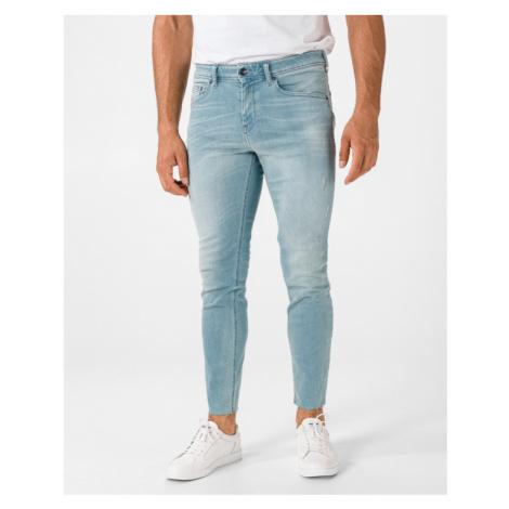 Diesel Stickker Jeans Blue