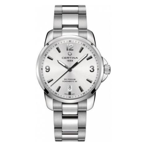 Certina Watch DS Podium Powermatic 80