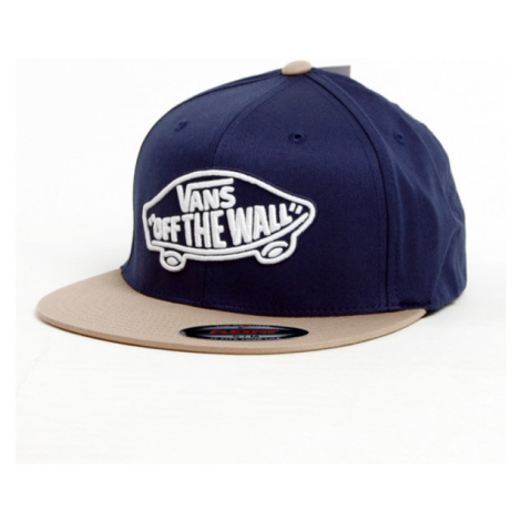 VANS MN Home Team Flexfit Dress Blues V003MXJ3B