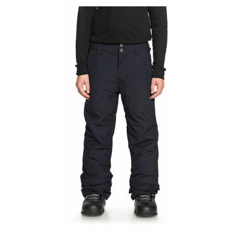 pants Quiksilver Estate - KVJ0/Black - boy´s