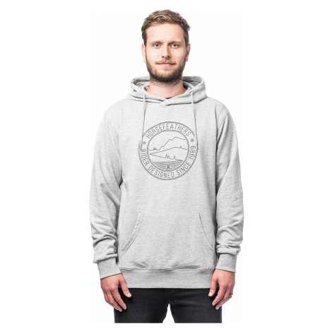 sweatshirt Horsefeathers Welder - Ash - men´s