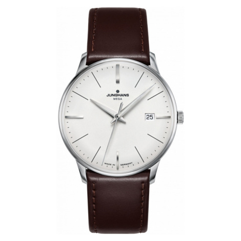 Mens Junghans Meister Mega Radio Controlled Watch 058/4800.00